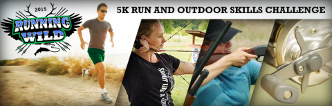 Registration is open for the 2015 Running Wild Event!
