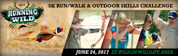 2017 Running Wild 5K Run/Walk & Outdoor Skills Challenge